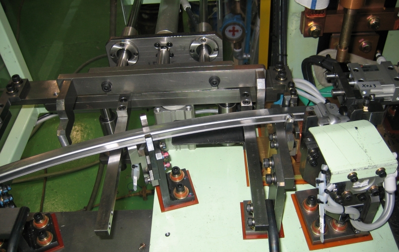 Lower Frame Sub-Assembly JIG